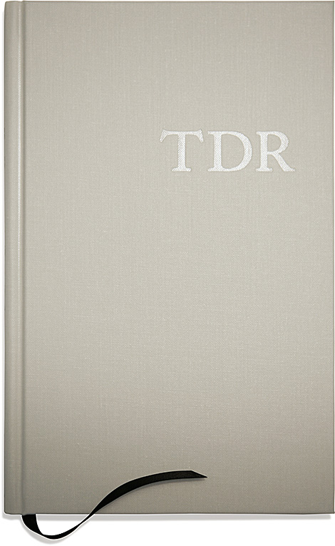 TDR Portrait