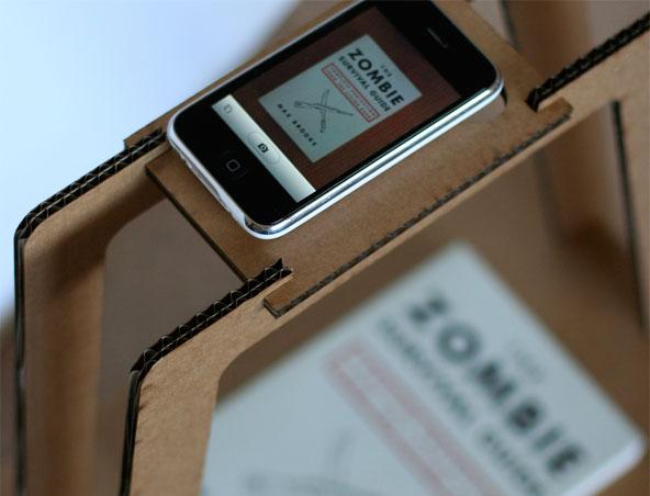 Cardboard iPhone Scanner