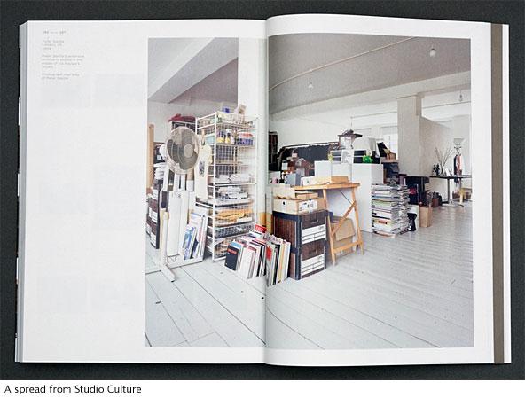 A spread from Unit Edition's Studio Culture