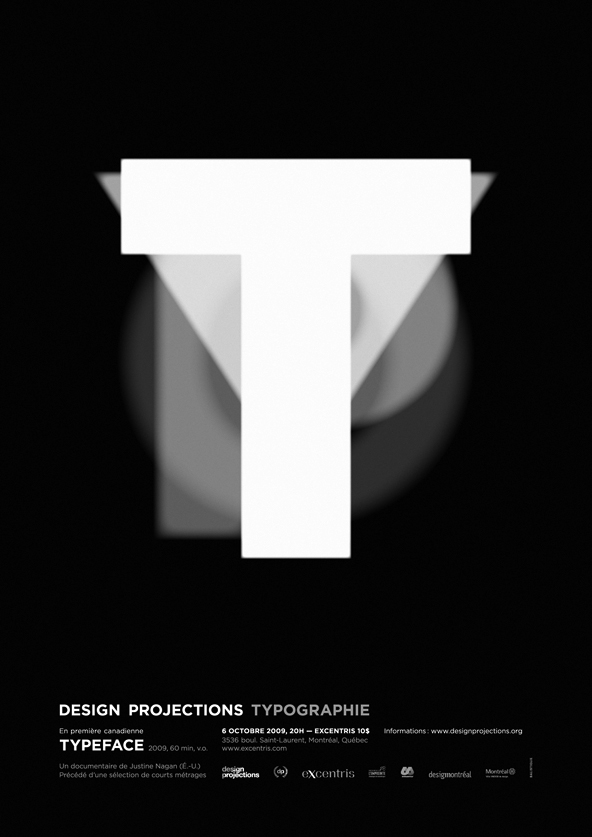 Design Projections Poster