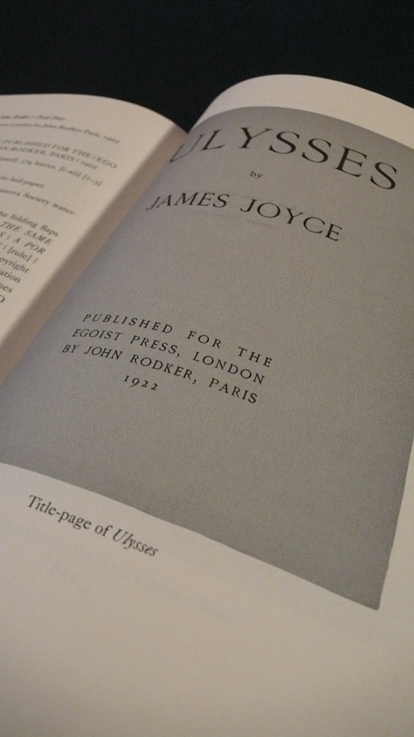 Ovid Press Book