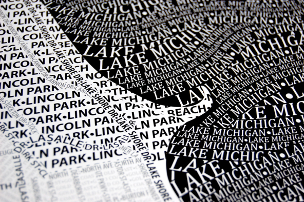 typographic maps
