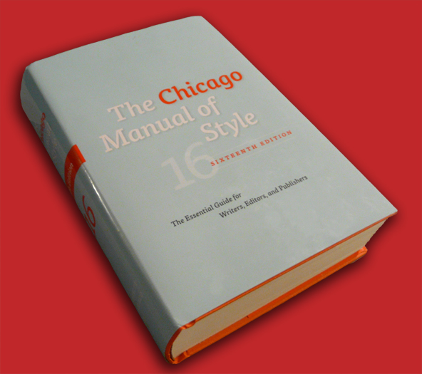 chicago style 16th edition