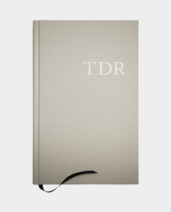 TDR – The Typographic Desk Reference, 2nd Ed. (Casebound)