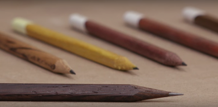 DIY Pencils
